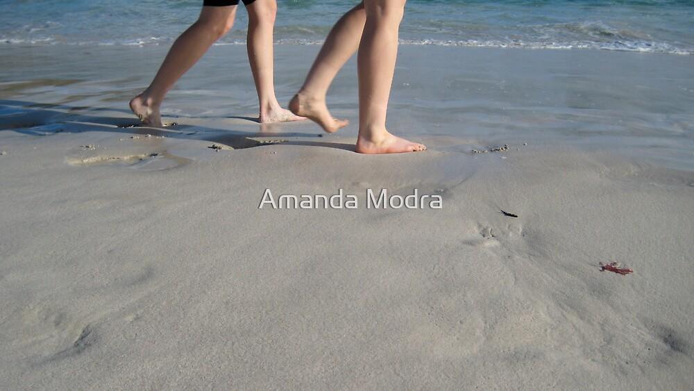 walk of life by Amanda Modra