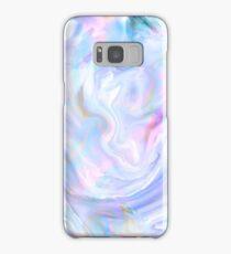 Holographic Pastel Color Print Samsung Galaxy Case/Skin