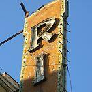 Rialto Blade Closeup by Escott O. Norton