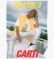 Póster Cartel de Playboi Carti