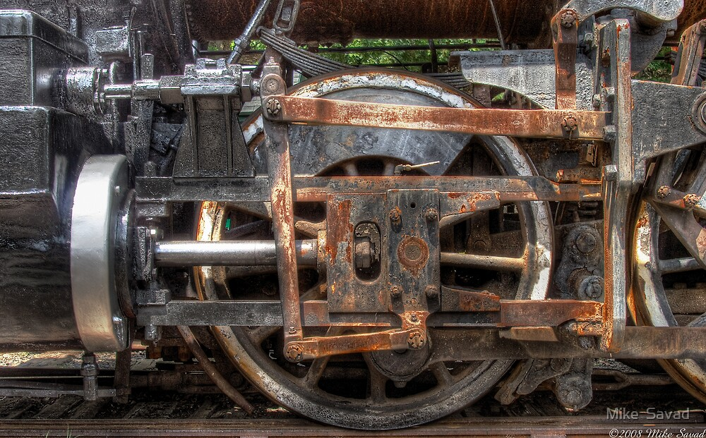 Highly Mechanical by Michael Savad