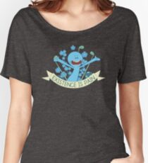 Existence is Pain Women's Relaxed Fit T-Shirt