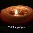 Thinking by Jodi Webb
