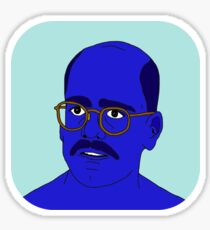 Arrested Development - Tobias Funke - Blue Man  Sticker