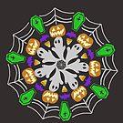 Ghost Mandala  by Sophersgreen