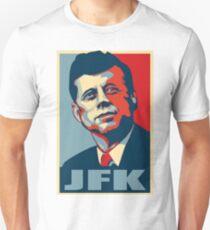 John F Kennedy/JFK Unisex T-Shirt
