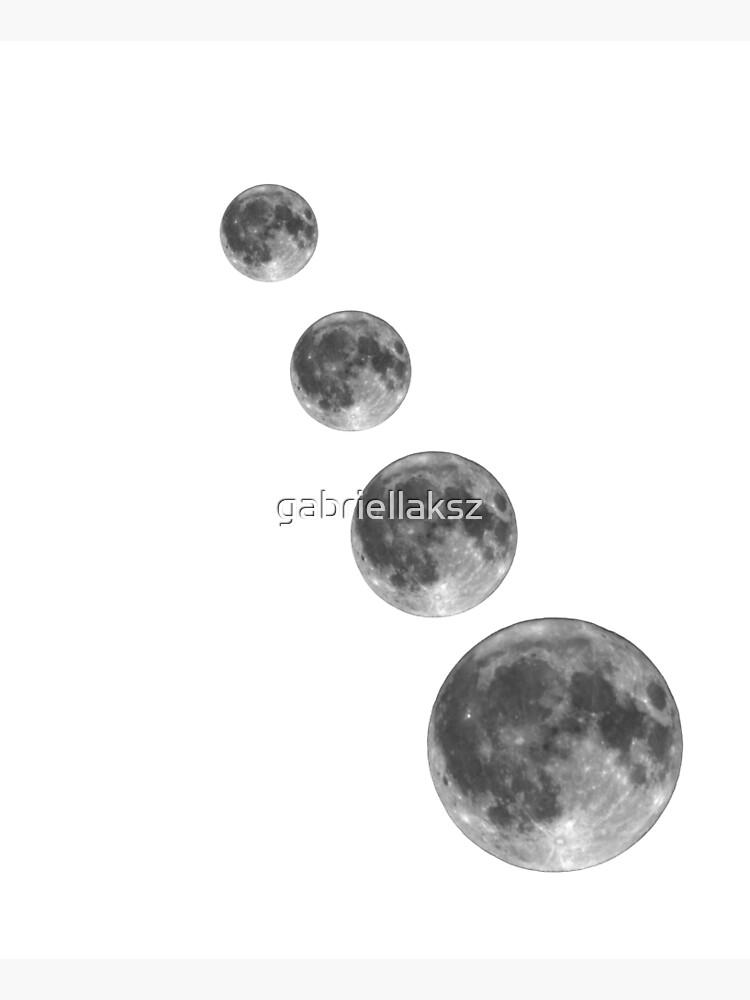Full moon; Moon by gabriellaksz