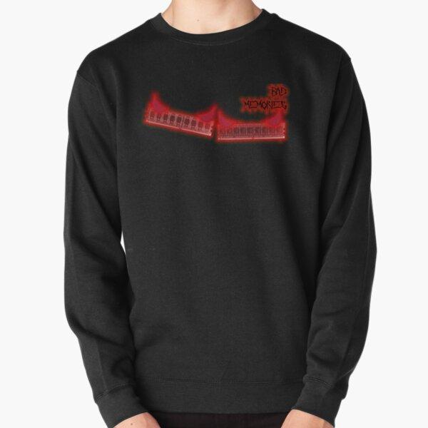 Bad Memories Pullover Sweatshirt