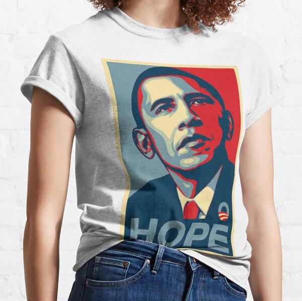 Barack Obama Hoffnung Poster Classic T-Shirt