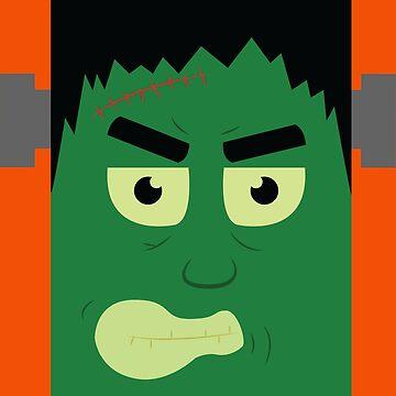 Mr. Frankie by Vectoracci