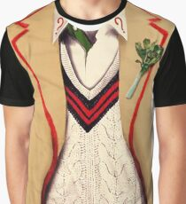 5th Doctor Alternate T Graphic T-Shirt