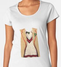 5th Doctor Alternate T Women's Premium T-Shirt