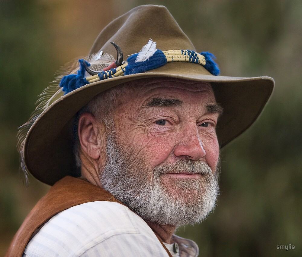 The Bushman by smylie