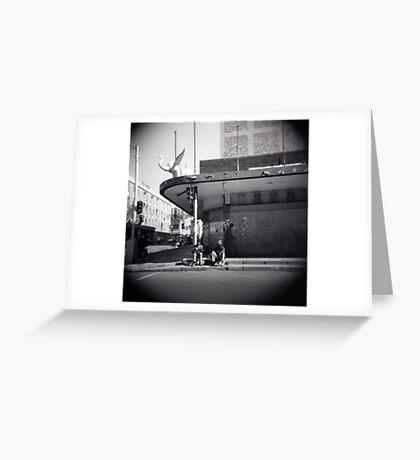 Dumbo Corner Greeting Card
