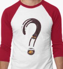 Curiosity Men's Baseball ¾ T-Shirt