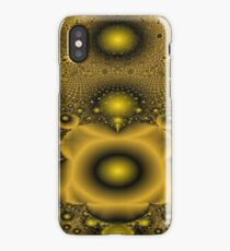 The Golden Flower iPhone Case