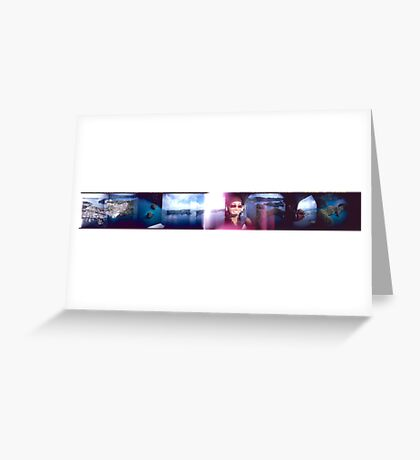 Chopper Film  Greeting Card