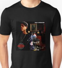 GANG STARR - DAILY OPERATION Unisex T-Shirt