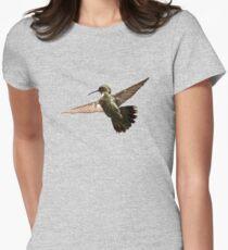 Hummingbird Women's Fitted T-Shirt