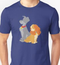 Two hounds Unisex T-Shirt