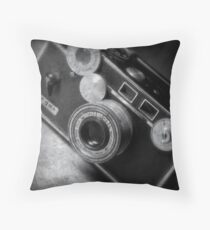 Argus Throw Pillow