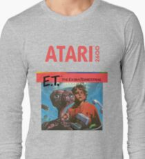 E.T. Atari Long Sleeve T-Shirt
