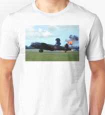 Lancaster PA474 under attack Unisex T-Shirt