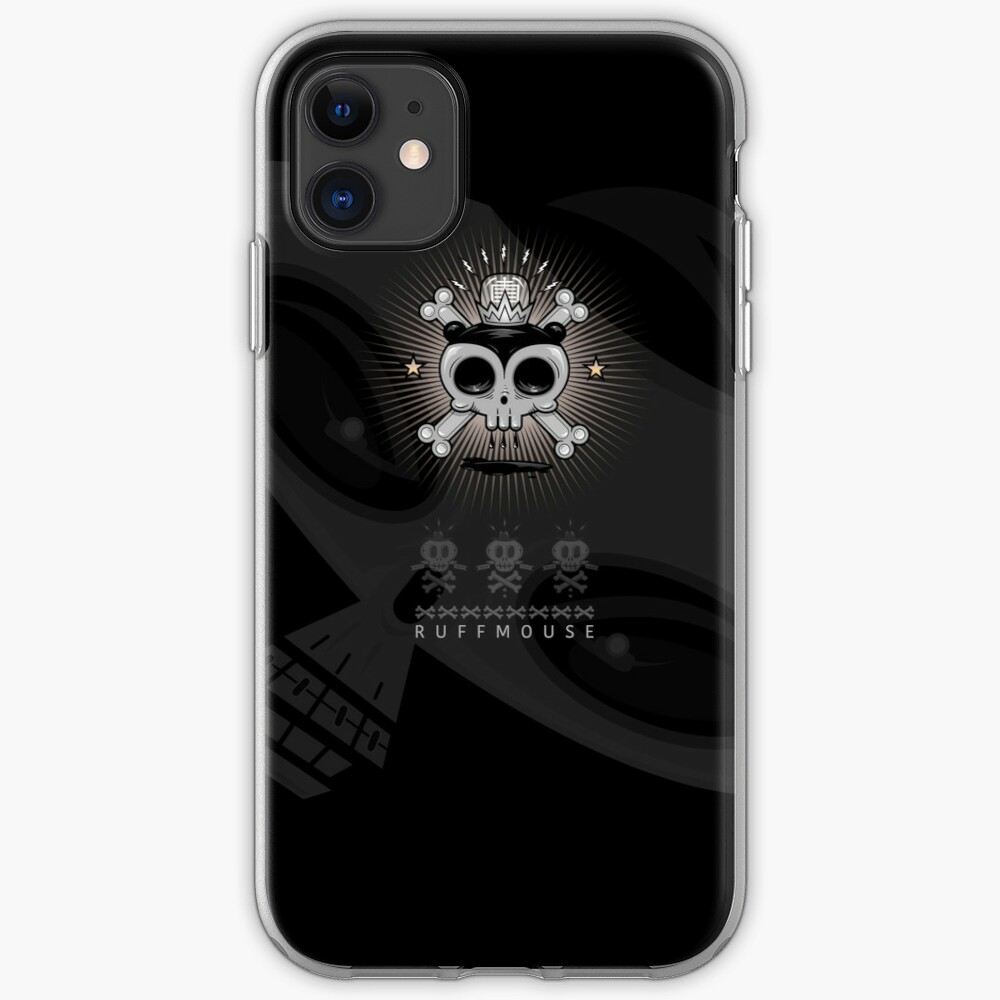 Ruffmouse Bone Headed iPhone Case & Cover
