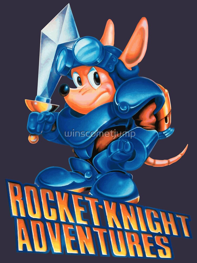 Rocket Knight Adventures de winscometjump