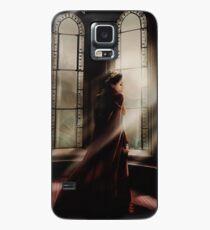 Porträt einer Königin Hülle & Klebefolie für Samsung Galaxy