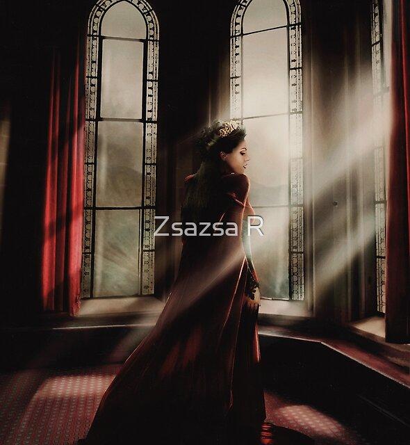 Portrait of a Queen by Zsazsa R