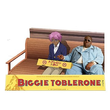 You don't deserve this Biggie Toblerone  by quhz