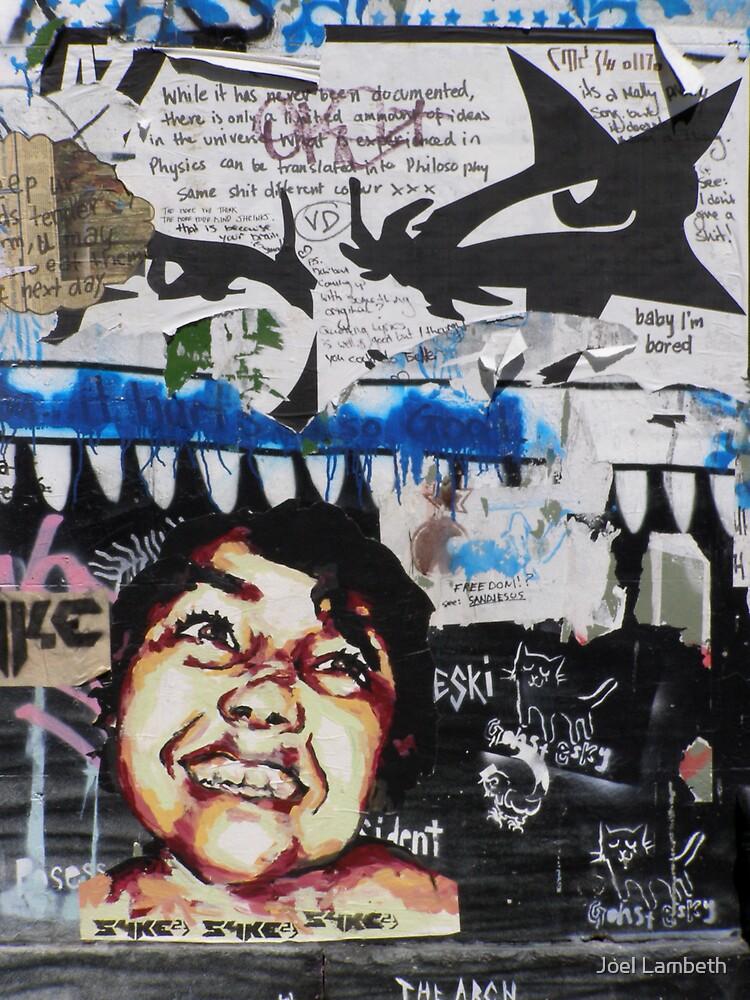 Street Art by Joel Lambeth
