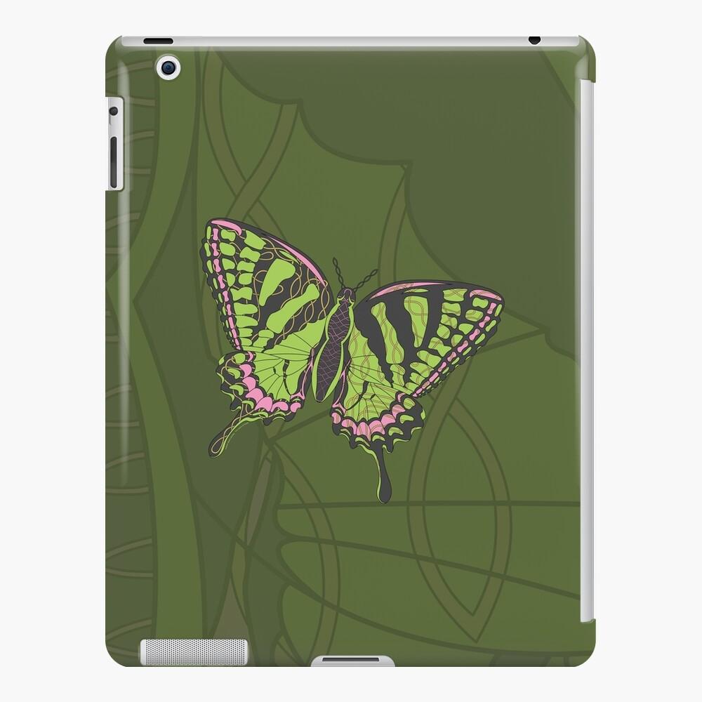 Celtic Swallowtail iPad Case & Skin