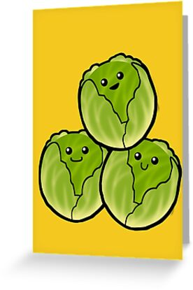 Lil sprouts greeting cards by havocgirl redbubble lil sprouts by havocgirl m4hsunfo