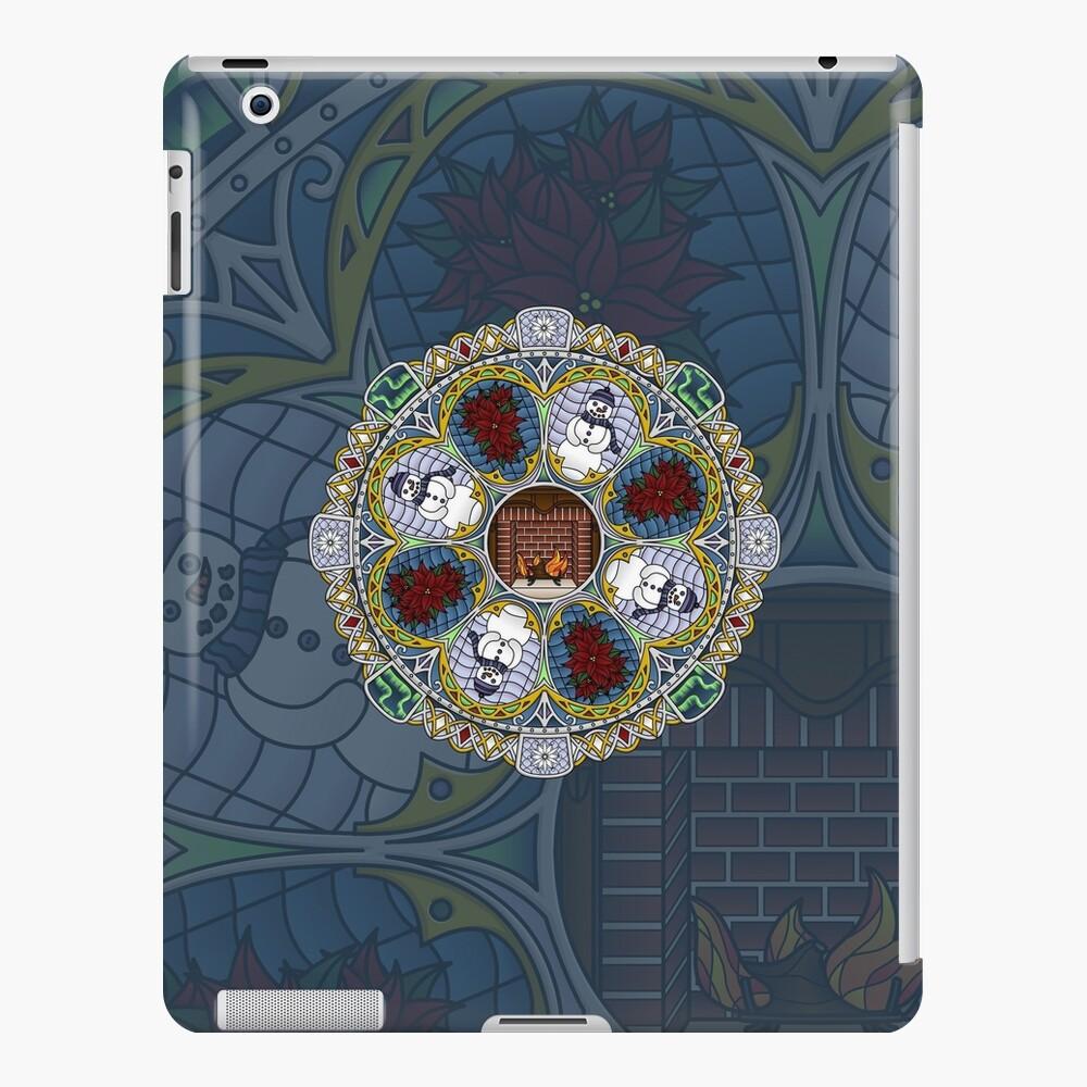 Winter Nouveau iPad Case & Skin