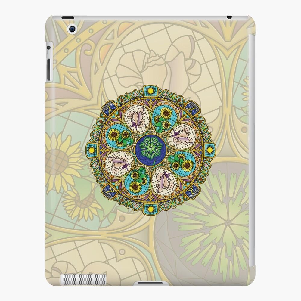 Summer Nouveau iPad Case & Skin
