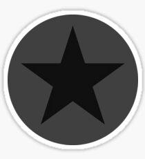 Blackstar Sticker