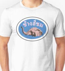 Pink Elephant Thailand T-Shirt