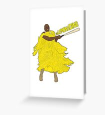 Tituss Lemonading Greeting Card