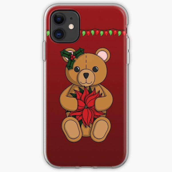 Teddy's Gift iPhone Soft Case