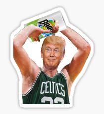 Donald Trump Paper Towel Sticker