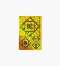 Fractal Geometry Art Board