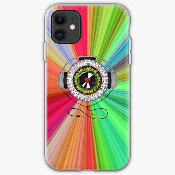 Music of Life iPhone Soft Case