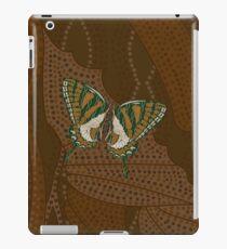 Aboriginal Swallowtail iPad Case/Skin