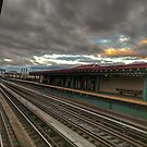 NY Tracks  by LeonidasBratini