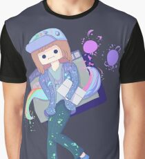 Finely painted Graphic T-Shirt