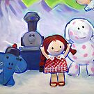 Misfit Toys by gstrehlow2011