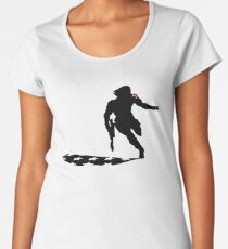Winter Soldier Women's Premium T-Shirt