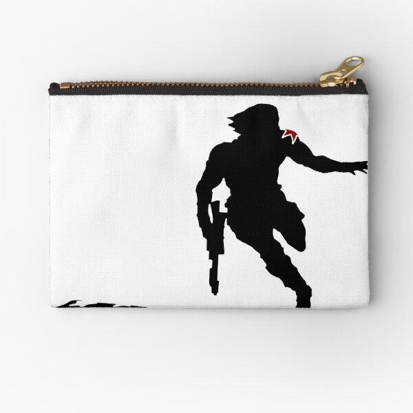 Winter Soldier Zipper Pouch